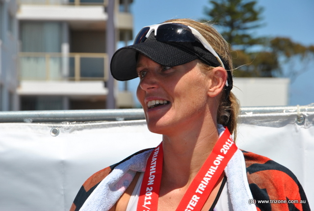 Michelle Bremer at Forster in Sept 2011