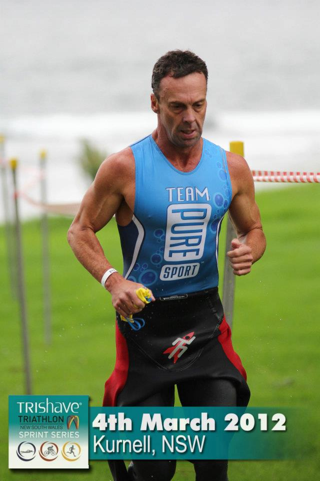 Mick Maroney on his way to yet another title in Sydney