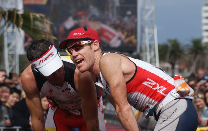 Cam Brown pushed Crowie all the way in Melbourne this year