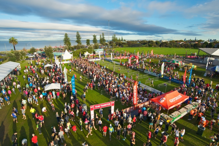 This is where many triathlon careers will start