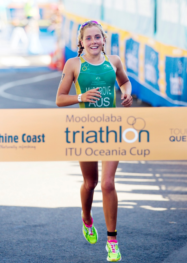 Grace Musgrove has a winning smile - Photo Credit: Eyes Wide Open IMAGES