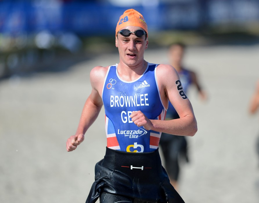 Alistair Brownlee is a class above - Credit: Delly Carr / ITU