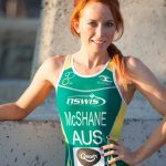 Charlotte McShane shows the power of a vegetarian diet
