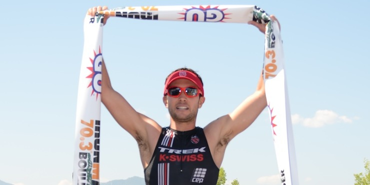 Gambles took the win and the course record in 2012
