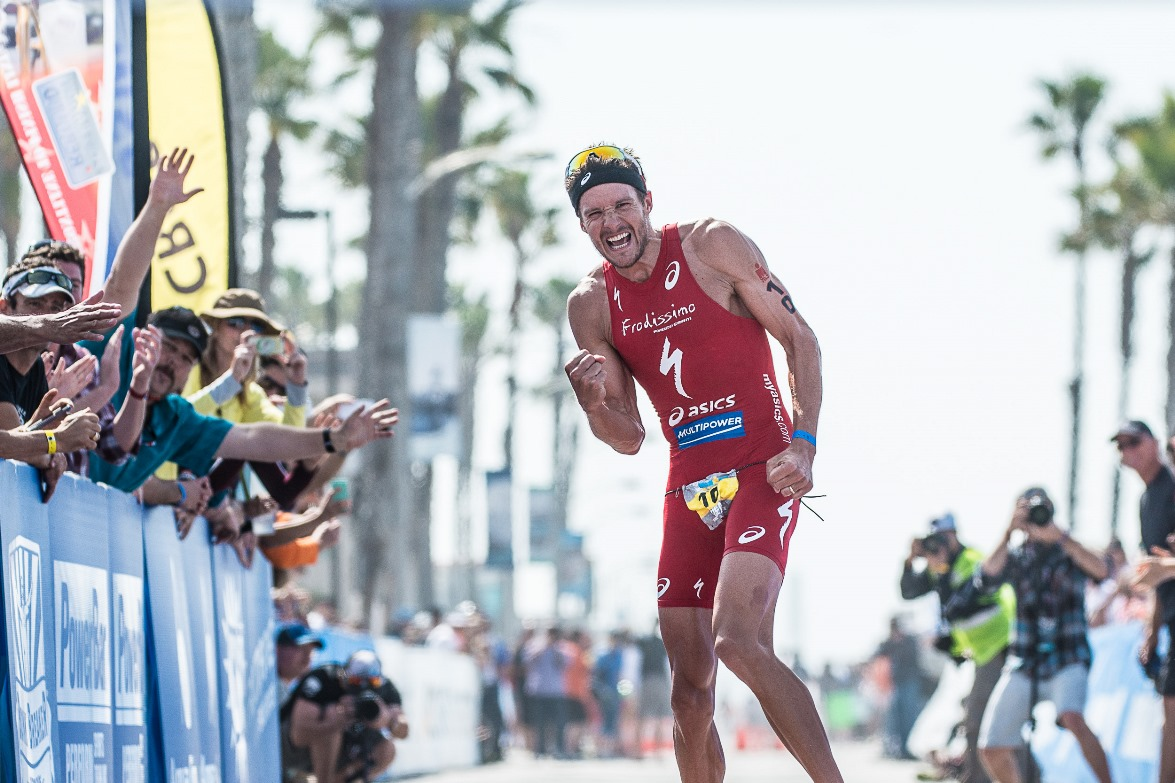 Jan Frodeno is loving the longer distance and the ownership of his future. Big things to come - Photo Credit: Nils Nilesen / Ironman.com