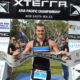 Dan Hugo jubliant at Xterra Asia Pacific