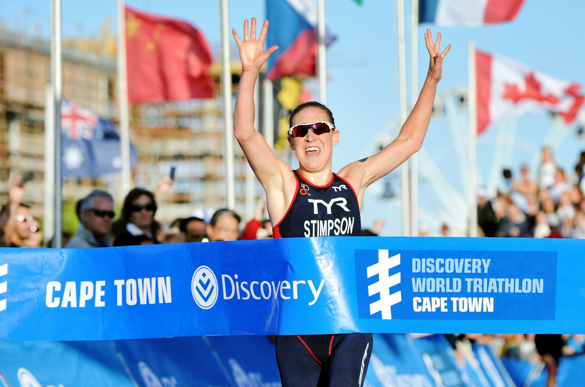 Jodie makes it two in a row - Photo Credit: Janos Schmidt/ITU