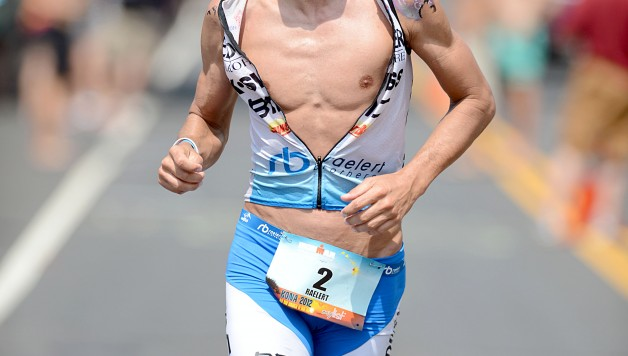 Michael Ralert is currently training in Lennox Head with the Aeromax Team in preparation for Ironman 70.3 Ballarat