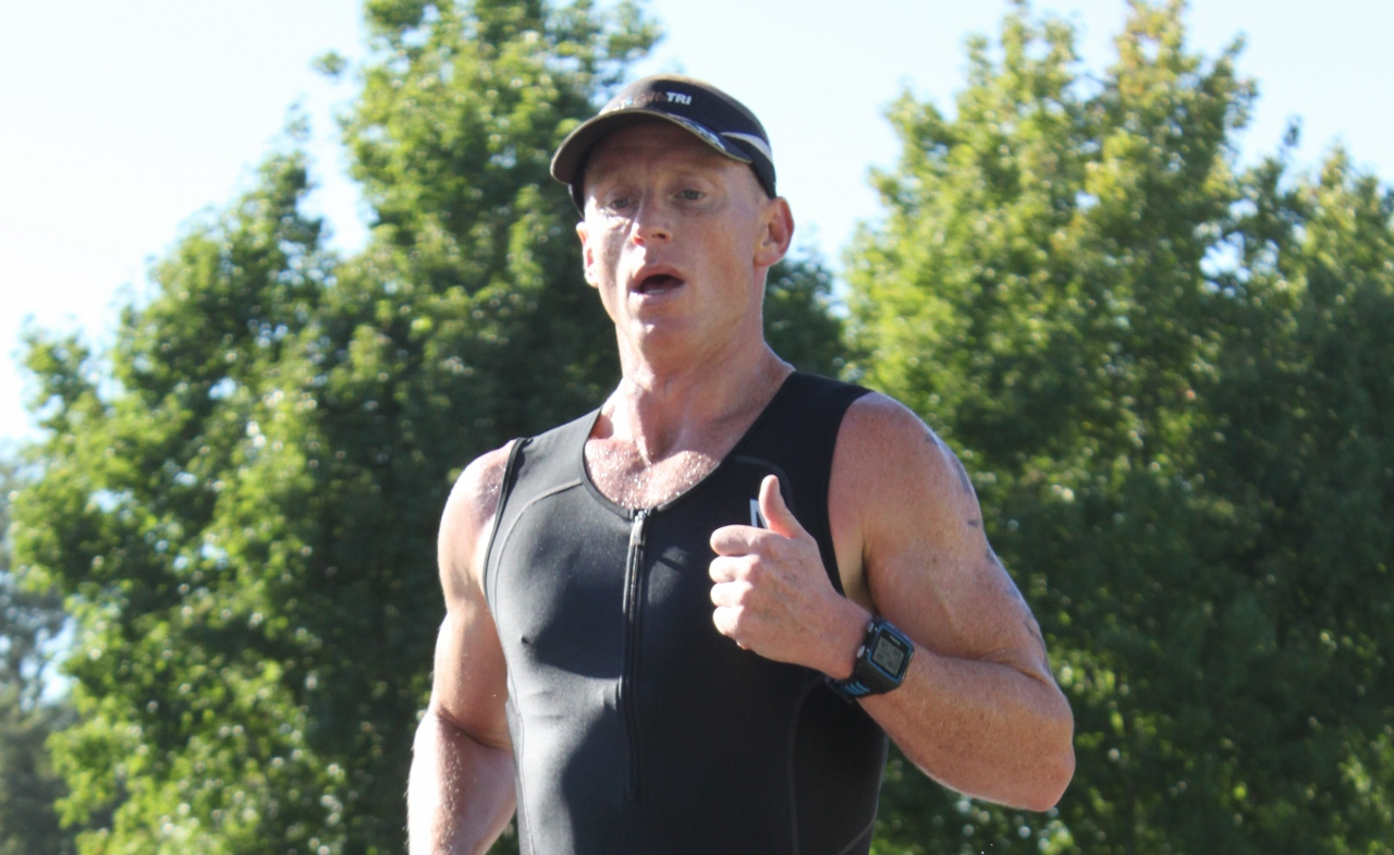 Ben Peterson wants to become an Ironman
