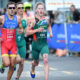 Ryan Bailie was a solid top five in Auckland - Photo Credit: Delly Carr / Triathlon.org