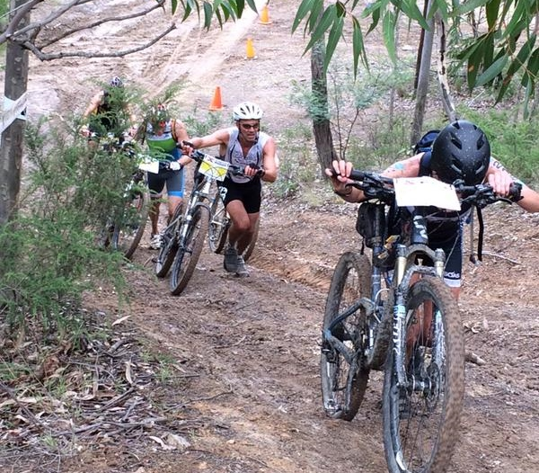 Age Groupers at Xterra Asia Pacific 2015 - Photo Credit: Neil Scotney