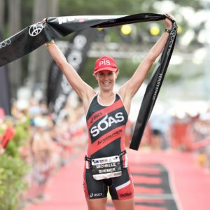 2011 Ironman Western Australia Champ Michelle Bremer adds a 2nd Ironman title to her resume - Photo Credit: Ironman.com