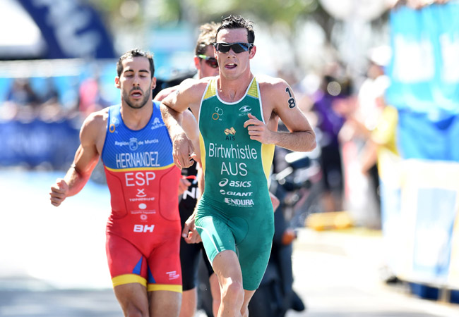 Jacob Birtwhistle at Mooloolaba chasing silver - Photo Credit: Delly Carr