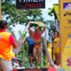 Tim Reed wins 2015 IRONMAN 70.3 Philippines.