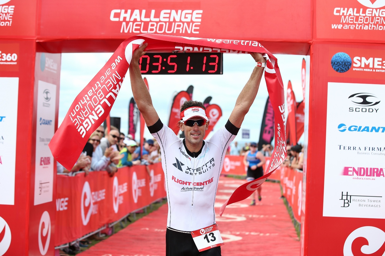 Todd Skipworth takes out another Challenge Half
