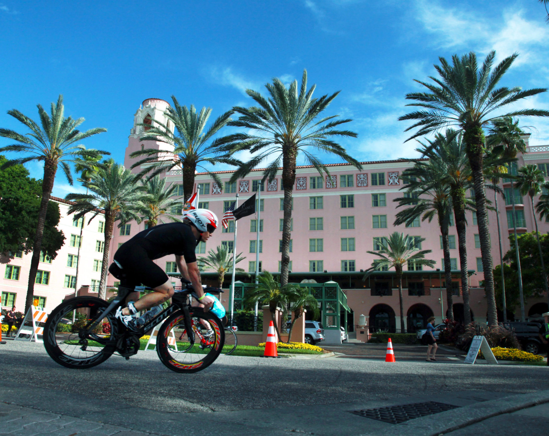 St. Petersburg, Fl.  4.30.2017. World Champions, Olympians, and a well-rounded roster of professional athletes from across the world comprise the field for the 34th Annual St. Anthony's Triathlon that returns to St. Petersburg on Sunday, April 30th 2017.