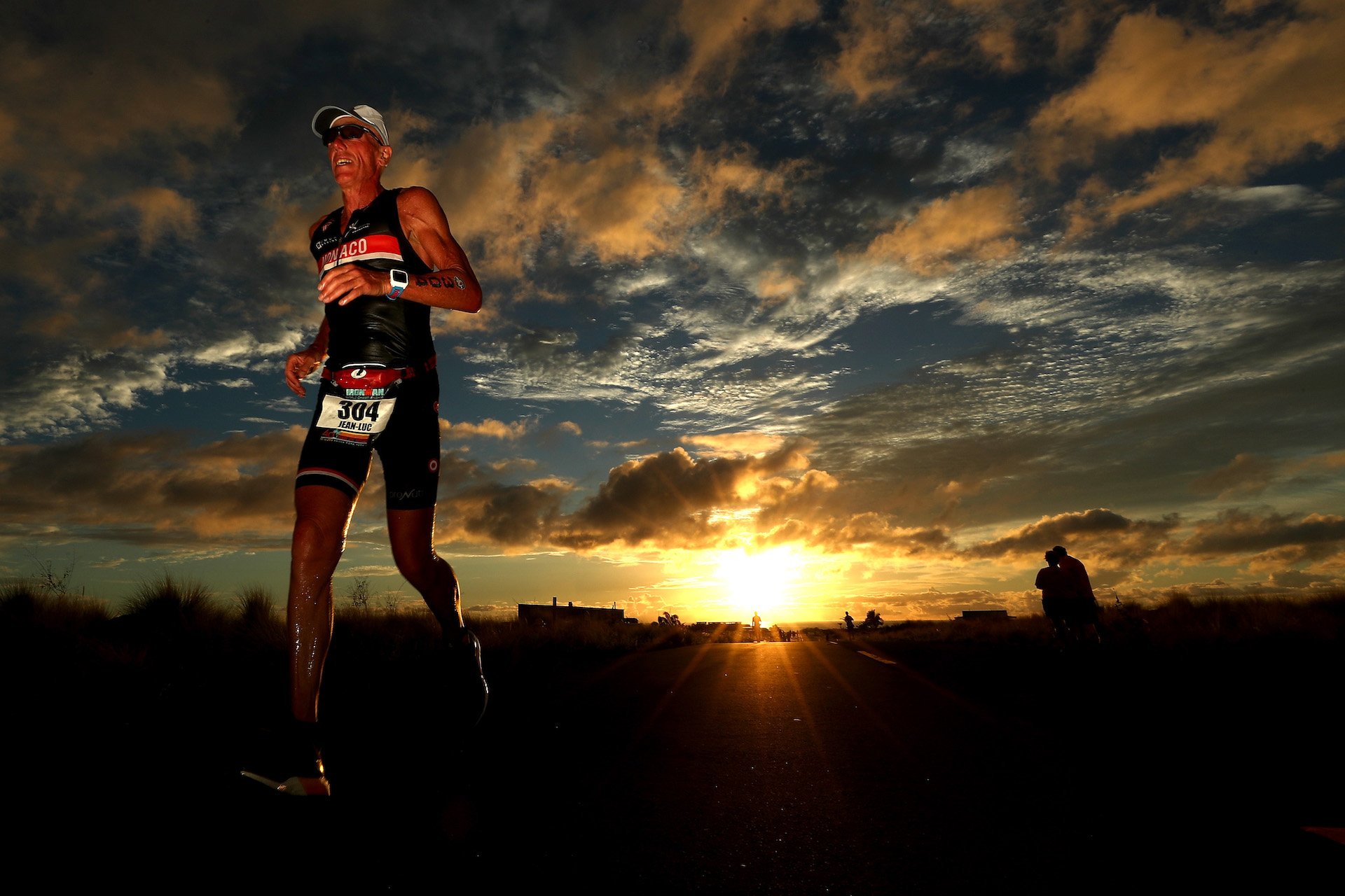 (Photo by Al Bello/Getty Images for IRONMAN)